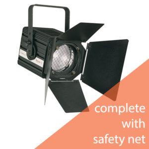 Spotlight Combi Fresnel For 80V – 1200W