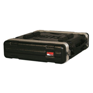 Gator 2U Shallow Rack Flightcase