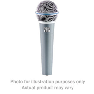 ProAudio P58B Dynamic Vocal Microphone