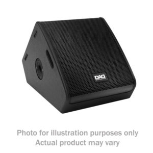 DAD Dynamic Audio Device touring 12MA Active Stage Monitor