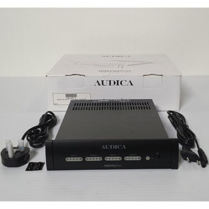 Audica 4x 80W @ 4 Ohm Power Amplifier