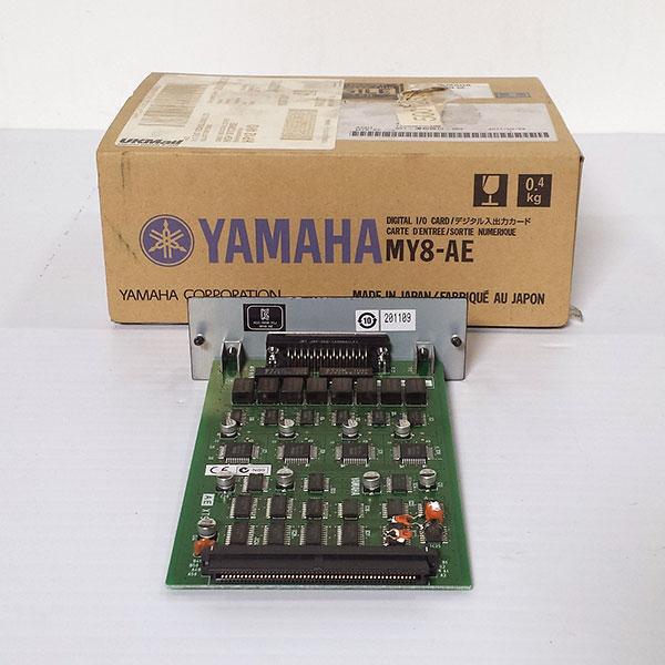 Yamaha8 Channel AES I/O Card
