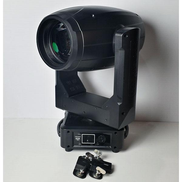 PROLIGHTS RAZOR440 Moving Hybrid Luminaire
