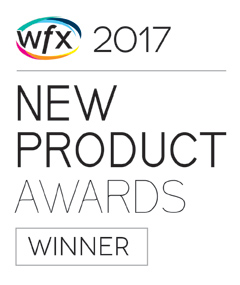 WFX 2017 New Product Award Winner logo