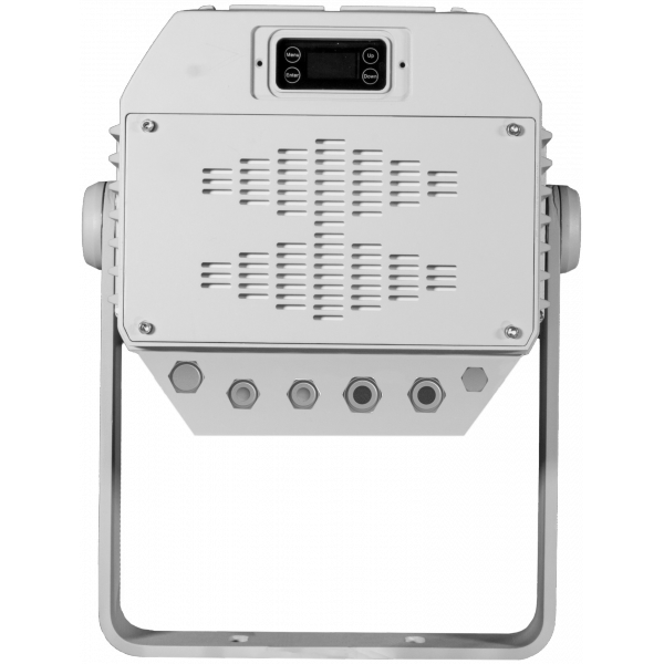 MOSAICO IP65 LED Gobo Projector rear view