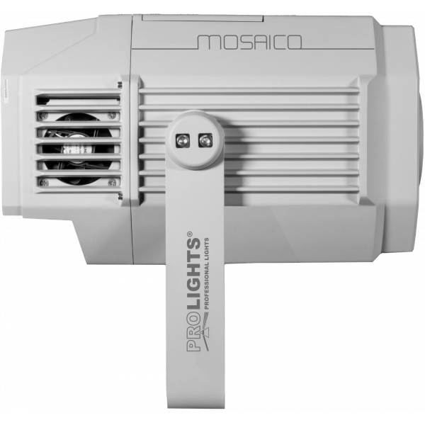 MOSAICO IP65 LED Gobo Projector side view