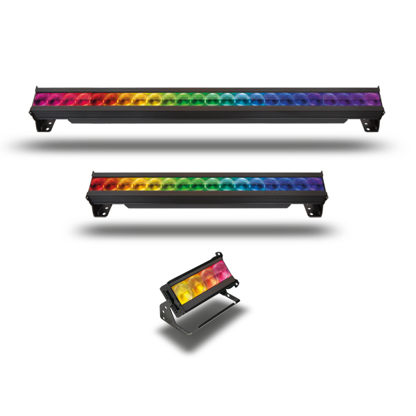 Chroma-Q Color Force II LED Batten Range