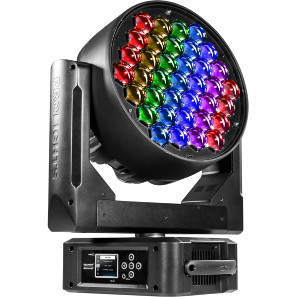 PROLIGHTS DIAMOND 37 LED Moving Wash Light