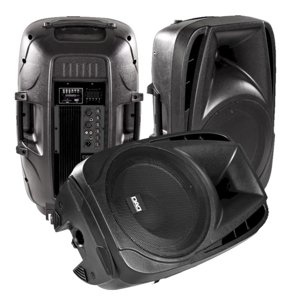DAD IKOS12A Active Speakers