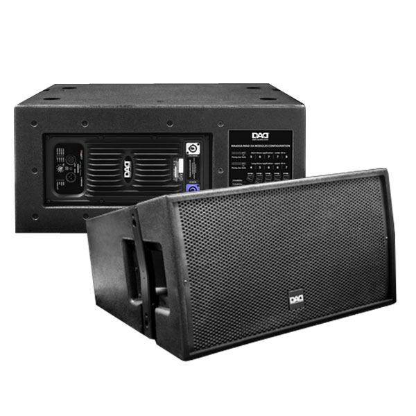 DAD MA615 Active Line Array Speaker