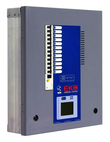 LSC EKO installation dimming system