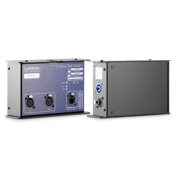 Luminex DMX2 Truss Ethernet to DMX Converter
