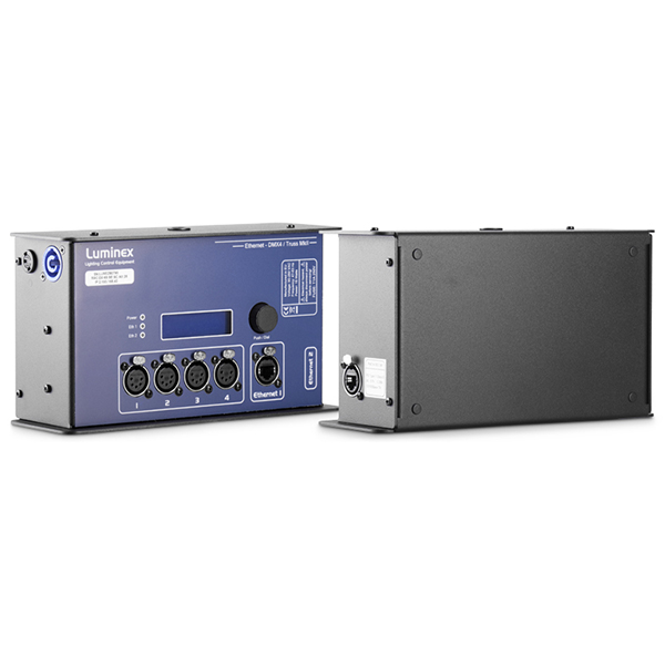 Luminex DMX4 Truss Ethernet to DMX Converter