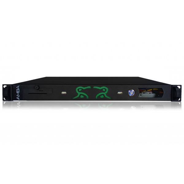 Green Hippo Amba+ Media Server (with Notch)