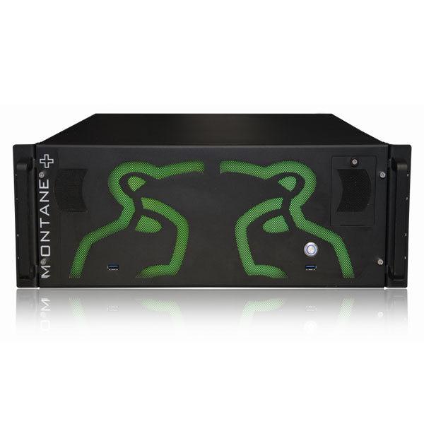 Green Hippo Hippotizer Montane+ Media Server