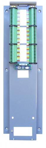 LSC EKO installation dimming system rear view
