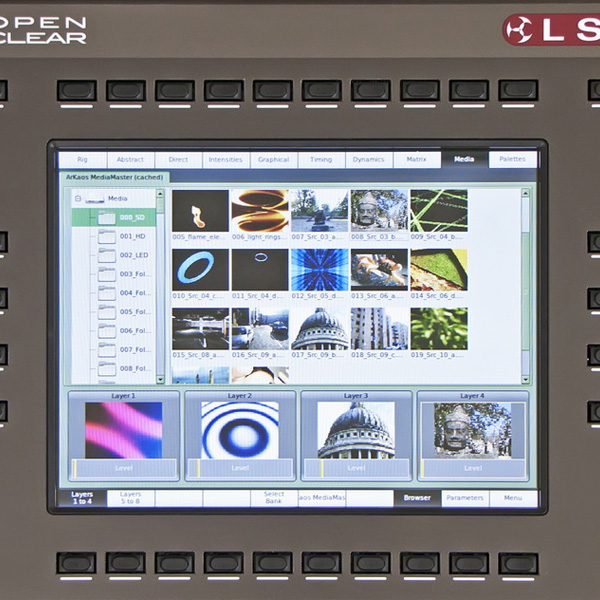 LSC 10.4 touch screen for Clarity range