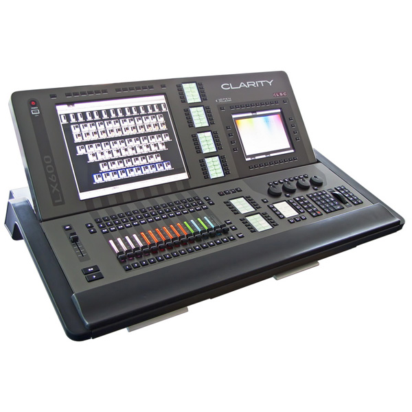 LSC Clarity LX600 console