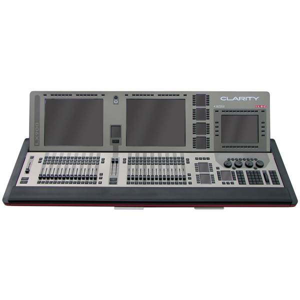 LSC Clarity LX900 console