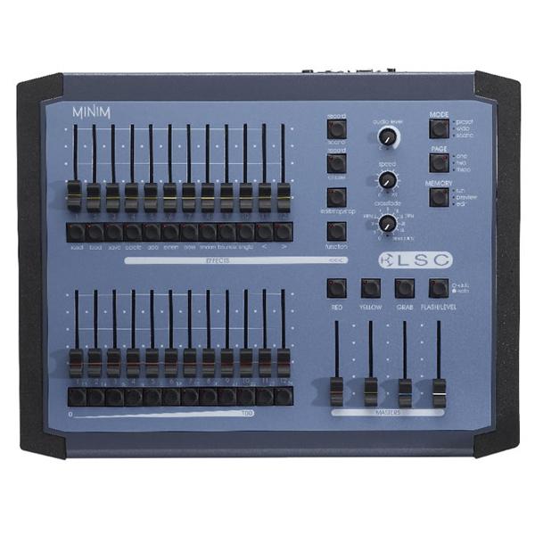 LSC Minim console top view