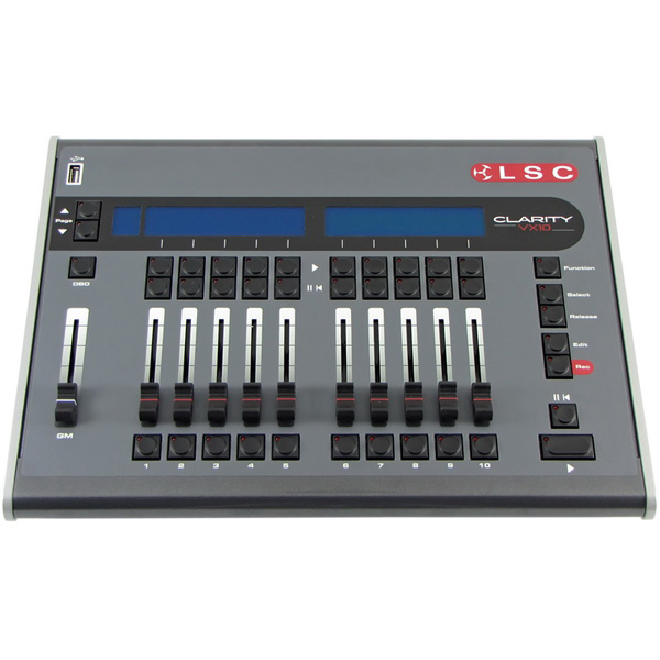 LSC VX Playback 10 front view