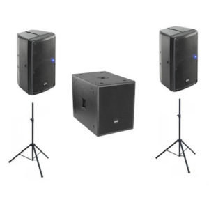 Audio Speakers Portable PA Systems-cat