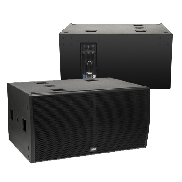 DAD TOURING218SA Active Subwoofer
