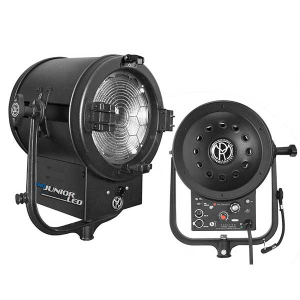 Mole-Richardson 400W Studio Junior LED Fresnel