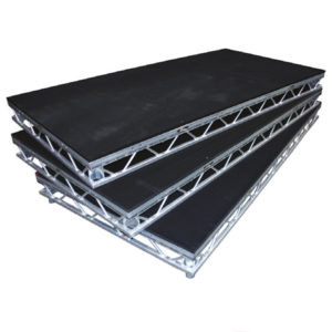 Rigging Stage Decking