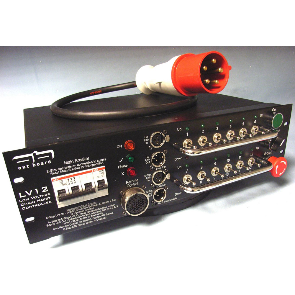 LV-Series Direct Control Controllers