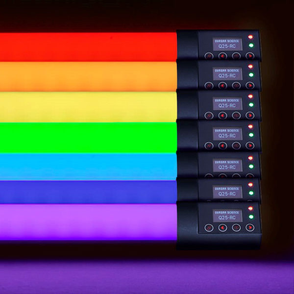 Quasar-Science Q-LED RAINBOW LED Soft Light Range