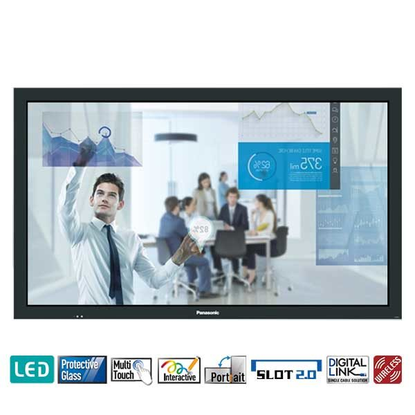 Panasonic BF1 Series Interactive LED Backlight Displays