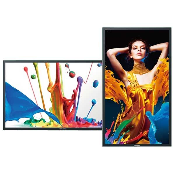 Panasonic LF50 Series 1080p Full HD Pro LED LCD Displays