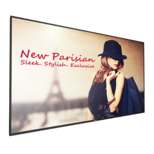Philips D-Line Series Signage Displays