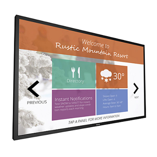 Philips Multi-Touch Series Displays