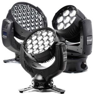 GLP Moving Wash Lights Impression X4 X4S X4L