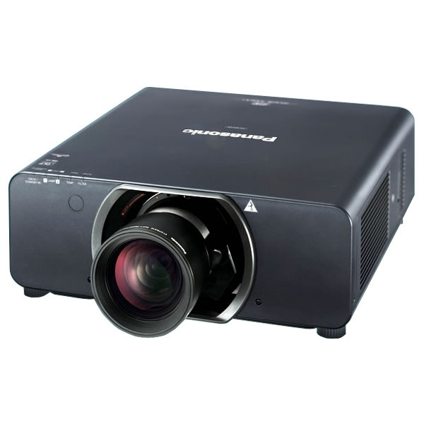 Panasonic PT-DZ13K Series Twin Lamp 3-Chip DLP Projectors