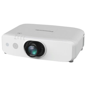 Panasonic PT-EZ590 Series Single Lamp 3-Chip LCD Wireless Projectors