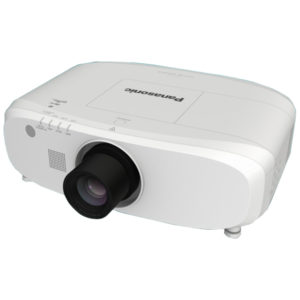 Panasonic PT-EZ770 Series Single Lamp 3-Chip LCD Projectors