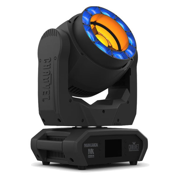Chauvet Moving Pixel Effects Lights - Maverick MK Pyxis