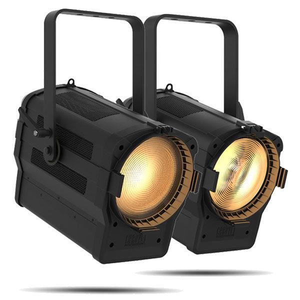 Chauvet Static Fresnel Lights - Ovation F-265WW Oviation F-145WW