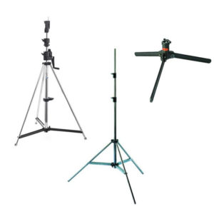 Doughty Stands & Support - Club 35 two stage telescopic, easy life winch stand, nipper stand