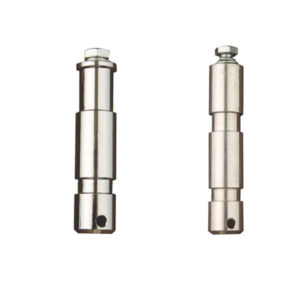 Doughty Lighting Spigots - M12 TV Spigot, M10 female TV spigot