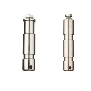 Doughty Lighting Spigots - M12 TV Spigot, M10 female TV spigot