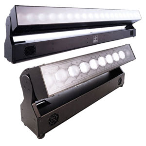 GLP Moving Batten Lights - Impression X4 Bar 10 Impression X4 Bar 20