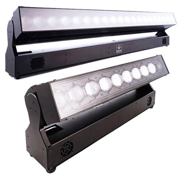 GLP Moving Batten Lights - Impression X4 Bar 10 Impression X4 Bar 20