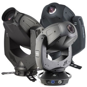 GLP Moving Spot Lights VolksLitch Spot Impression S350 Impression Spot One