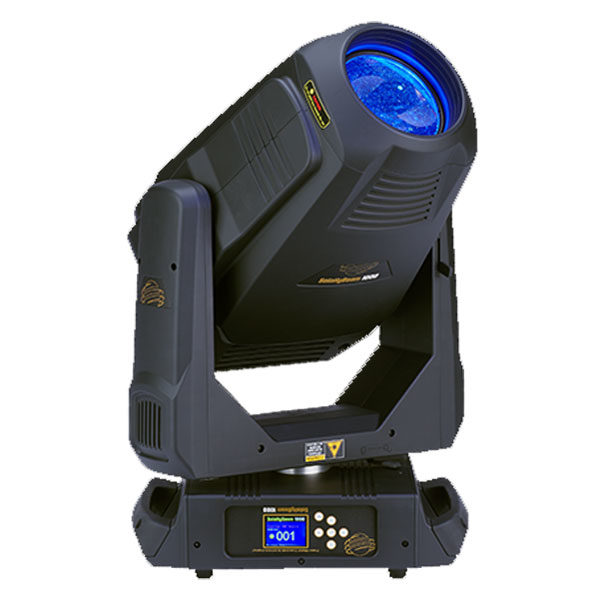 High End Systems Moving Hybrid Lights - SolaHyBeam 1000