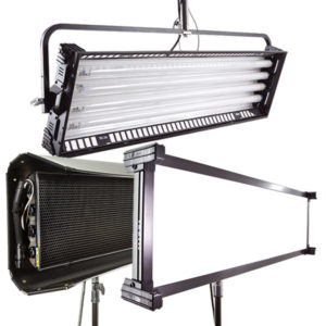 Kino Flo Static Soft Lights - Celeb 450 4Bank Image 47 DMX