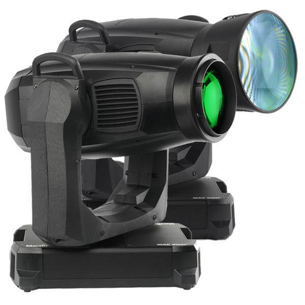 Martin Professional MovingBeam Lights - MAC Viper AirFX MAC Viper Beam